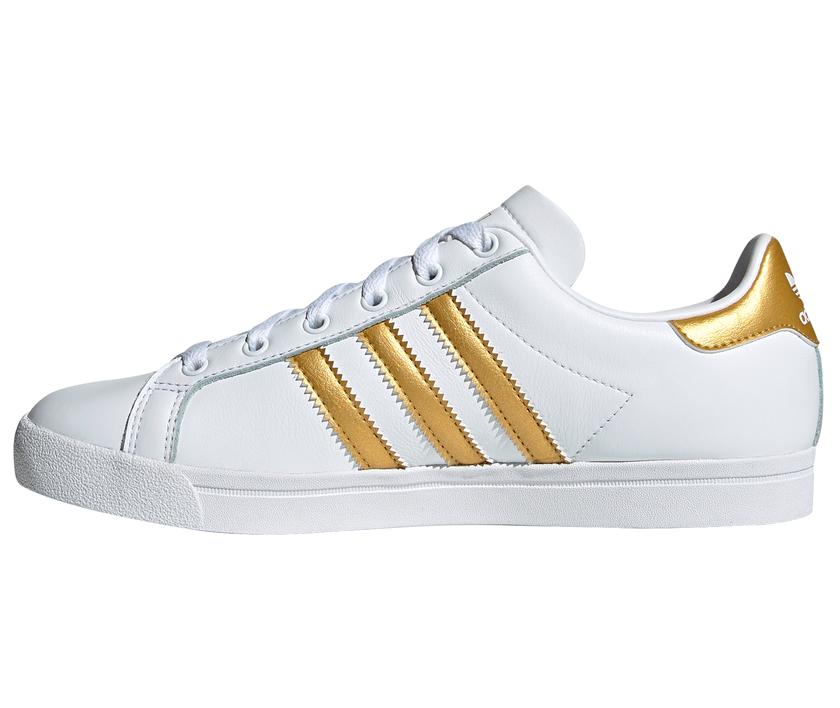 ADIDAS Damen Schuhe Coast Star W White / Gold