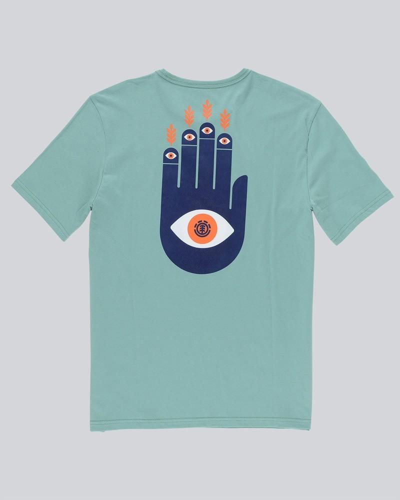 ELEMENT Herren T-Shirt Palm Feldspar