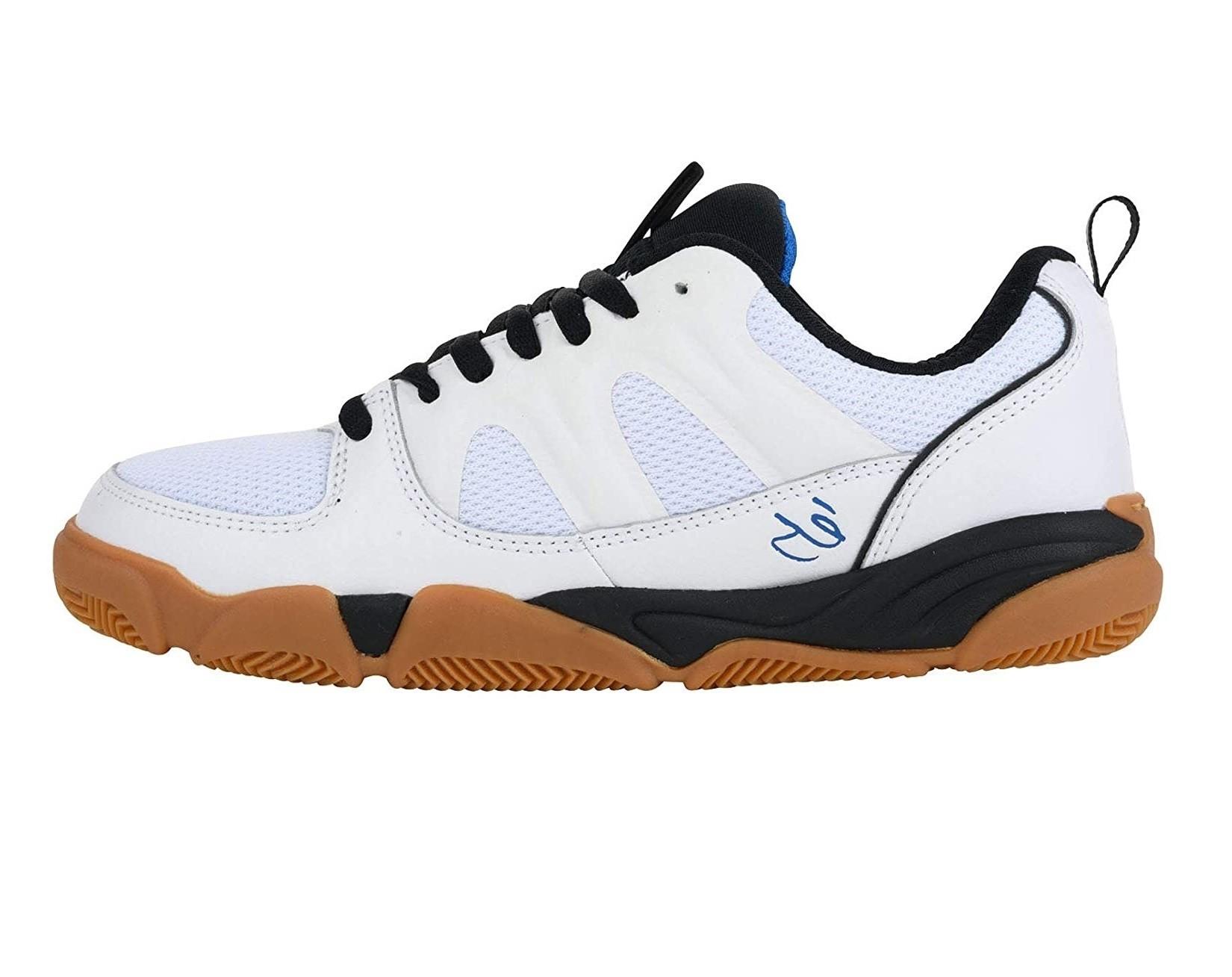 ÉS Herren Schuhe Silo White / Black / Gum