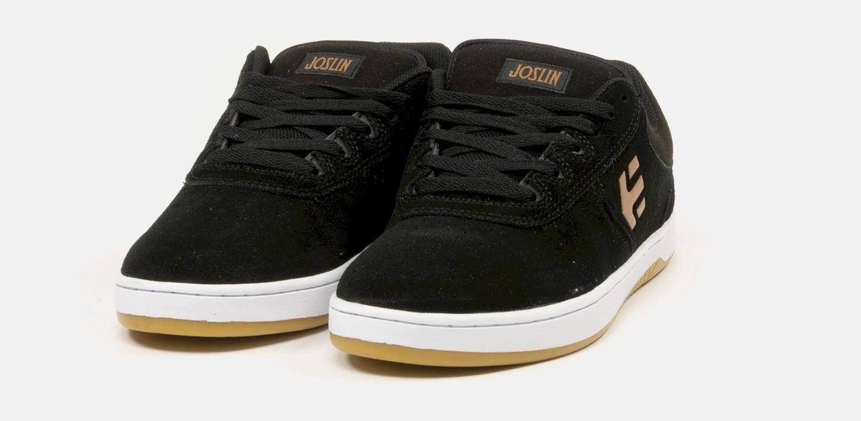 ETNIES Herren Schuhe Joslin Black / Tan