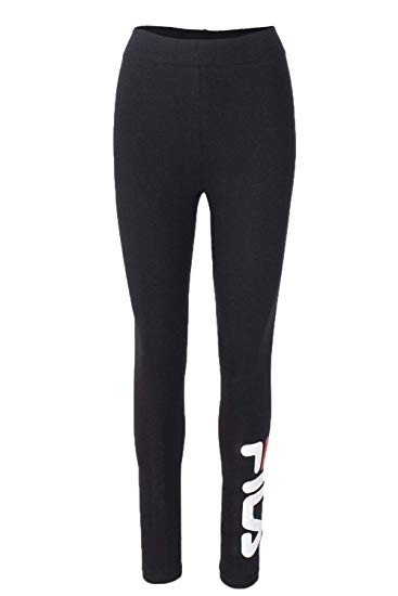 FILA Damen Hose Flex 2.0 Leggings Black