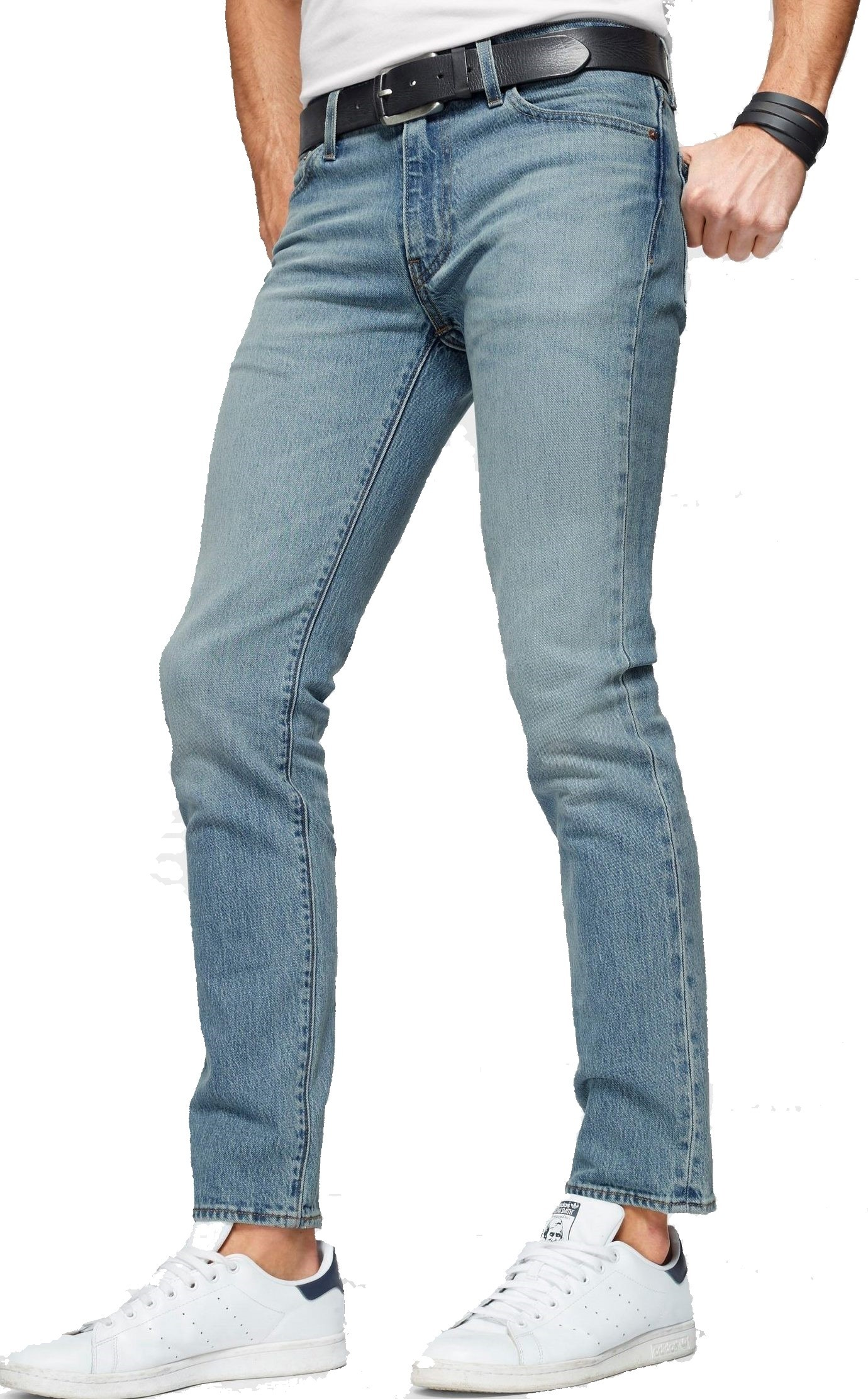LEVI'S Herren Jeans 511 Slim Stone Washed