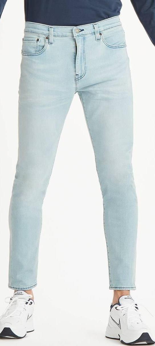 LEVI'S Herren Jeans 512 Slim Taper Gravie Fog Blue