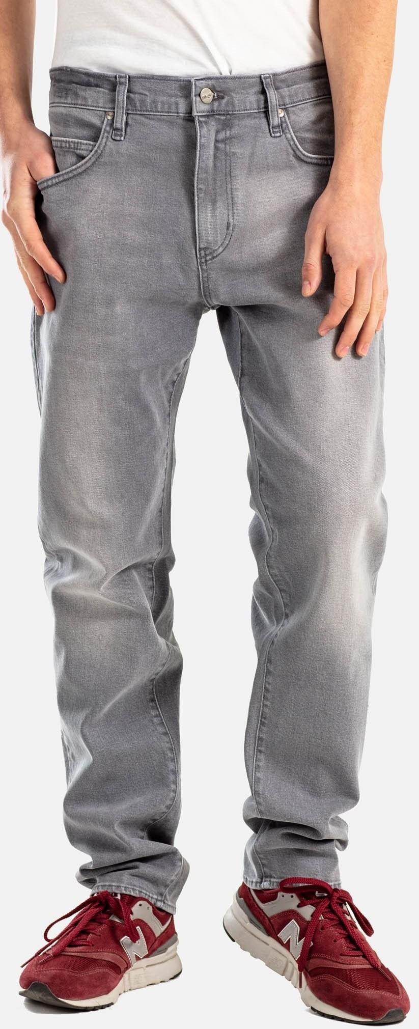REELL Herren Jeans Barfly Grey
