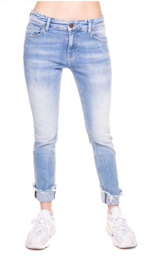 ZHRILL Damen Jeans Nova Blue