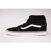 VANS Unisex Schuhe Ward Hi Black / White