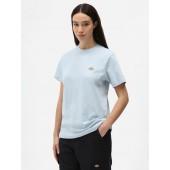 DICKIES Damen T-Shirt Mapleton Light Blue