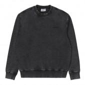 CARHARTT WIP Herren Sweatshirt Mosby Script Black