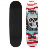 POWELL PERALTA Komplettboard Ripper White / Red 8