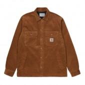 CARHARTT Herren Hemd / Jacke Whitsome Shirt Jacket Hamilton Brown