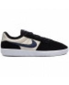 Nike SB Herren Schuhe Team Classic Black / Midnight Navy - Fossil