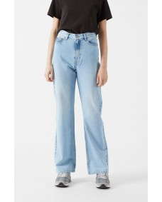 DR. DENIM Damen Hose Echo Superlight Blue