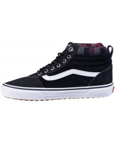 VANS Herren Schuhe Ward Hi MTE Black / Plaid