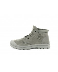 PALLADIUM Damen Schuhe Pampa Low Cuff Moonrock