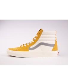 VANS Unisex Schuhe Sk8-Hi (RETRO SPORT) Honey Gold / Marshmallow