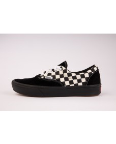 VANS Damen Schuhe Comfycush Era (Mixed Media) Antique White / Black