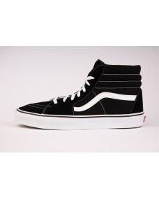 VANS Unisex Schuhe Sk8-Hi Black / Black / White