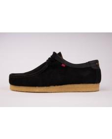 DJINN'S Herren Schuhe Genesis Low Black