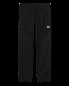 CARHARTT Herren Hose Aviation Pant Black Rinsed