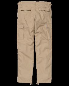 CARHARTT Herren Hose Aviation Pant Leather Rinsed
