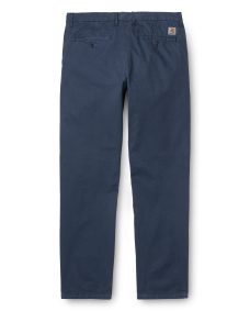 CARHARTT Herren Hose Johnson Pant Blue