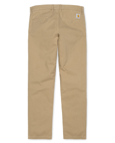 CARHARTT Herren Hose Johnson Pant Leather