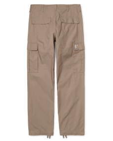 CARHARTT Herren Hose Regular Cargo Pant Leather Rinsed