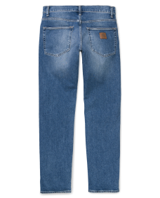 CARHARTT WIP Herren Jeans Klondike Pant Blue Stone Coast