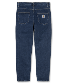 CARHARTT Herren Jeans Newel Pant Blue Stone Washed