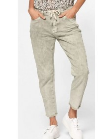 CIRCLE OF TRUST Damen Hose Amber Denim Seaweed