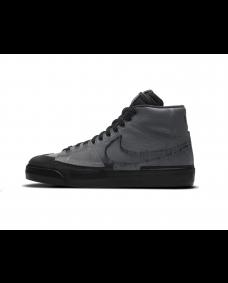 NIKE SB Herren Schuhe Zoom Blazer Mid Edge L Iron Grey