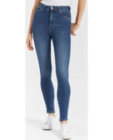 DR. DENIM Damen Hose Moxy Westcoast Dark Blue