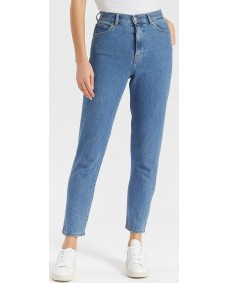 DR. DENIM Damen Hose Nora Retro Sky Blue