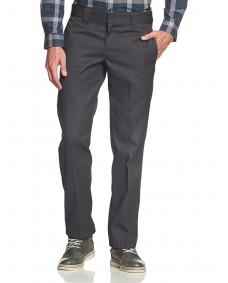 DICKIES Herren Hose Work Pant 873 Straight Fit Charcoal
