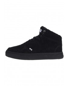 DJINNS Herren Schuhe Highwaik Fur Black
