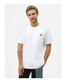 DICKIES Herren T-Shirt Porterdale White