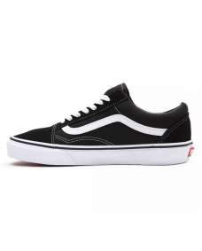 VANS Unisex Schuhe Old Skool Black / White