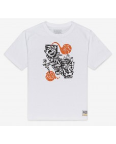 ELEMENT Herren T-Shirt Altered State Optic White