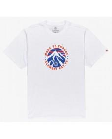 ELEMENT Herren T-Shirt Lymont Optic White