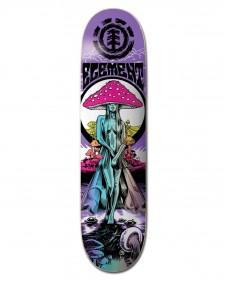 "ELEMENT Skateboard Deck 8.75"" Lamour Shroom"