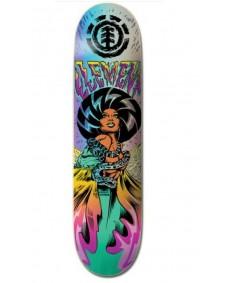 """ELEMENT Skateboard Deck 8.5"""" Lamour Queen"""