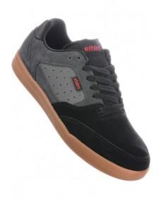 ETNIES Herren Schuhe Veer Black / Dark Grey / Gum
