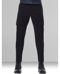G-STAR Herren Hose Zip Pocket 3D Skinny Cargo Dark Black