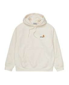 CARHARTT WIP Herren Sweatshirt Hooded American Script Wax