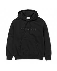 CARHARTT WIP Herren Hooded Sweatshirt Black