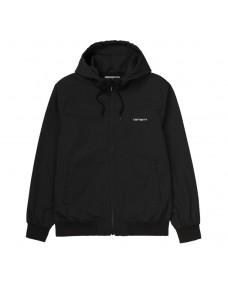 CARHARTT WIP Herren Jacke Marsh Jacket Black / White