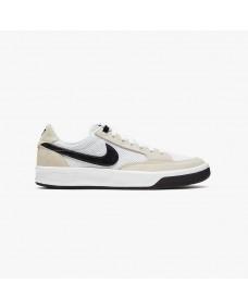 Nike SB Herren Schuhe Adversary White / Black - White