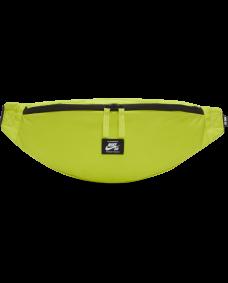 NIKE SB Unisex Heritage Hipbag Neongreen