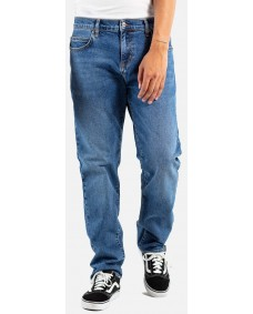 REELL Herren Jeans Barfly Retro Mid Blue