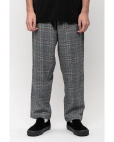 SANTA CRUZ Herren Hose Local Pant Black Check